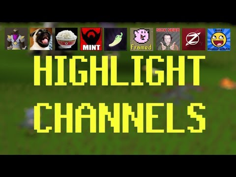 What Do Youtubers/Streamers Think Of Highlight Channels?