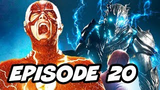The Flash 3x20 Savitar Revealed - TOP 10 WTF and Comics Easter Eggs