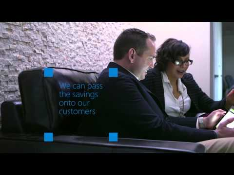 Transform the Datacenter Partner Video    Hostway and Cisco