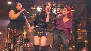 Idina Menzel Surprises Rent Live Audience