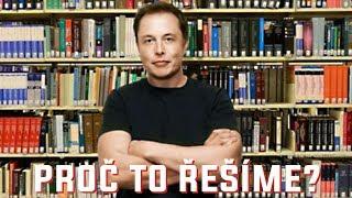 Jaké knihy nám doporučuje Elon Musk? - Proč to řešíme? #379