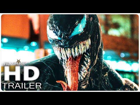 VENOM Trailer 2 (Extended) 2018