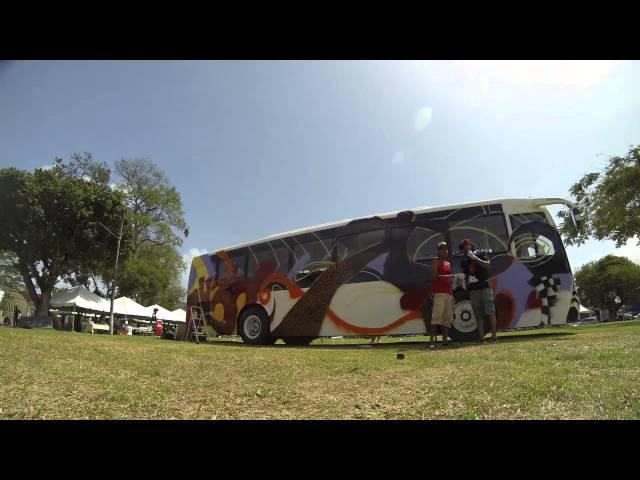 Art or Bus