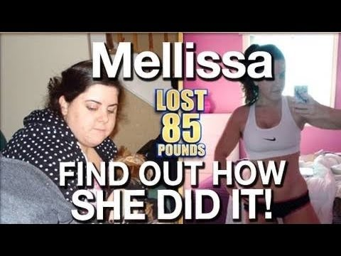 P90X Results Women - Mellissa lost 85 lbs with P90X and got her confidence back!