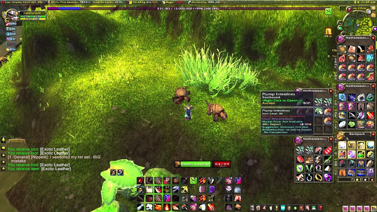 good gold farming spots in wow mop
