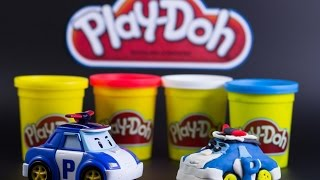 Play Doh Robocar Poly