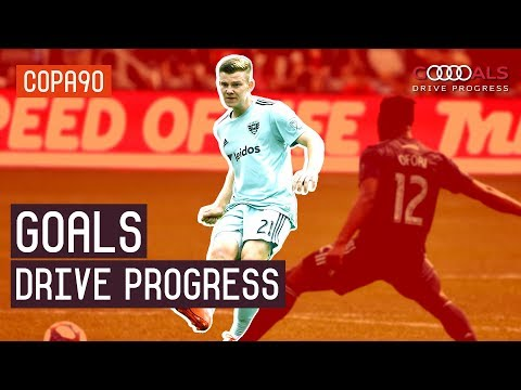 The Long Road To Going Pro | Audi Goals Drive Progress with DC United's Chris Durkin