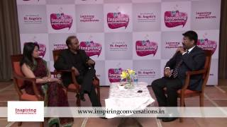 Inspiring Conversations 1 (Highlights) with Nagu Chidambaram and Geetha Nagu