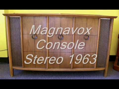 Vintage Console Stereo, Hi Fi, and  Radios  1920's to 1967