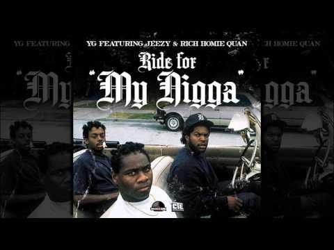 Yg - My Nigga (feat. Rich Homie Quan & Young Jeezy) (prod. By Dj Mustard) video