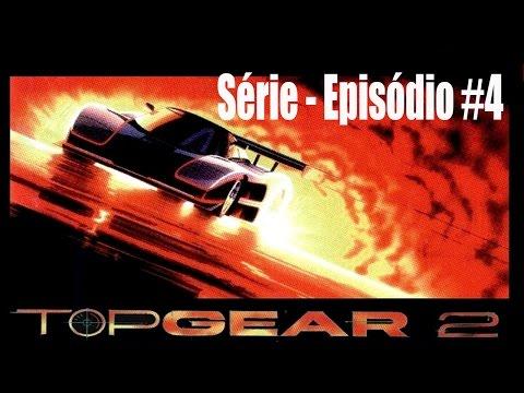 Top Gear 2 #4 - Game de corrida clássico