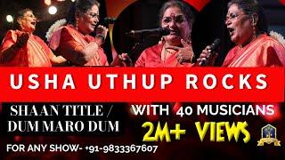 Jewels Of Panchamadan- Usha Uthup Ji Live
