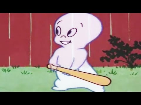 Casper Classics | Which is Witch | Casper the Ghost Full Episode | Kids Cartoon | Kids Movies