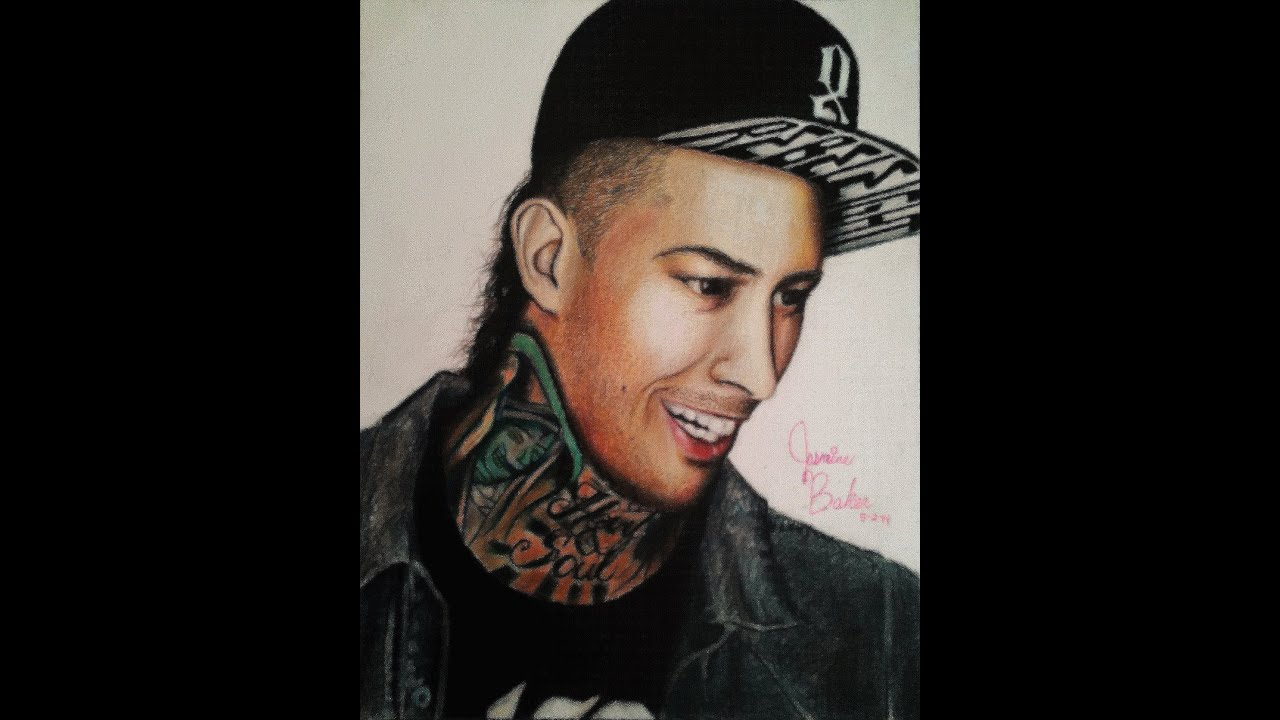 Mike Fuentes Drawing Drawing Mike Fuentes of Pierce