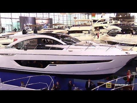 2018 Fairline Yachts Targa 63 GTO - Walkaround - 2018 Boot Dusseldorf Boat Show