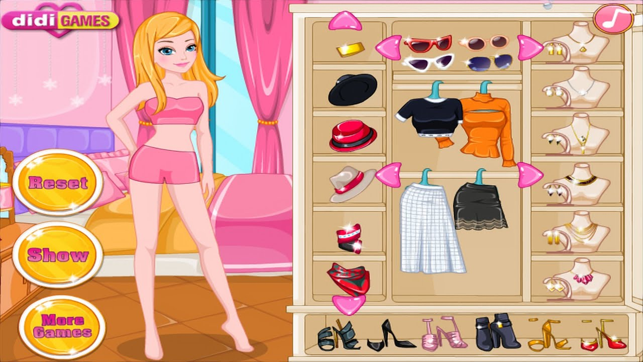 Fashion Games - Free online Games for Girls - m