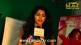 Dhansika At Thiranthidu Sesame Movie Team Interview