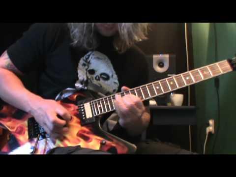 Dream Theater - Forsaken (solo) by Aleksandar Mitrovic