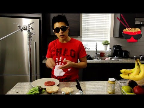 Make a Burger in 8 Minutes w/ Peter Chao