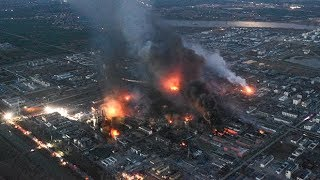 Deadly explosion at Chinese chemical plant