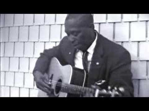 Skip James sings 