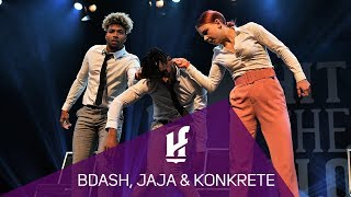 BDASH, JAJA & KONKRETE | Hit The Floor Toronto #HTF2019