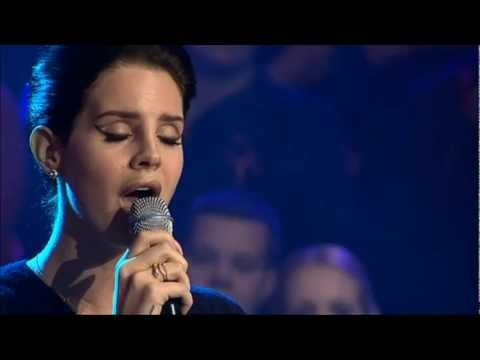 Lana Del Rey- Ride (live On Langs De Leeuw Hd) video