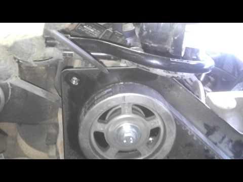 Форд фокус 3 замена ремня грм своими