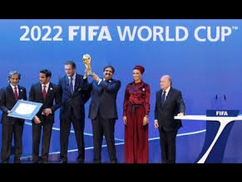 Sepp Blatter 'did not question Qatar' as World Cup host, says FIFA