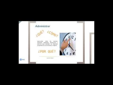 ADMINISTRACION I - PLANIFICACION