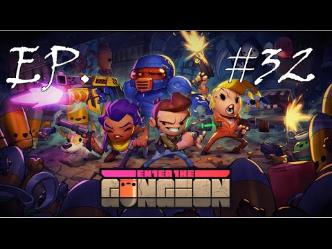 Enter the gungeon (PC) - After 6 losses in a row... My Most Incredible Run Ever