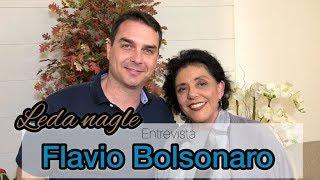 Como está Jair  Bolsonaro? O Filho Flavio responde