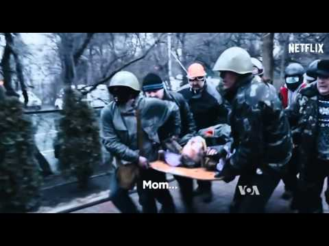 Documentary 'Winter on Fire' Captures Searing Images of Pro-democracy Protests in Ukraine