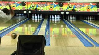 253 game at Terrace Lanes in Frederick MD