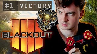 ERSTE SIEGE IN BLACKOUT | Black Ops 4 - ViscaBarca