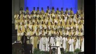"""The Blessing of Abraham"" Combined Choir"