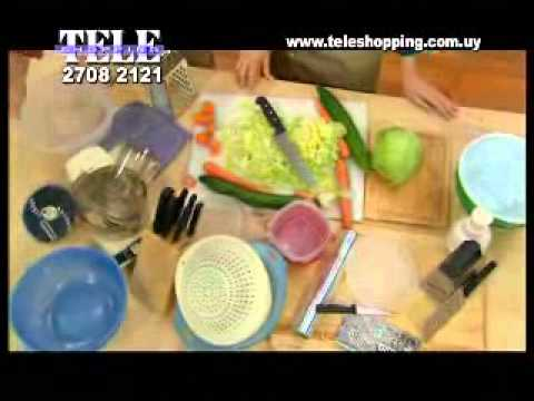 Salad Chef  Teleshopping