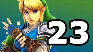 Hyrule Warriors Walkthrough Part 23 - No Commentary Playthrough (Wii U)