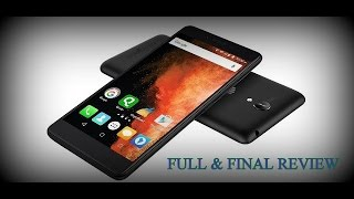 Full In-depth review | Micromax Canvas 6 pro| Hindi