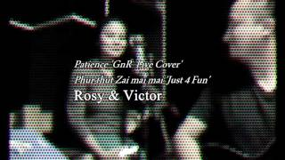 Guns and Roses Patience Cover by Rosy & Victor