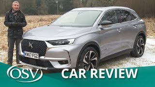 DS 7 Crossback 2018 In-Depth Review | OSV Car Reviews