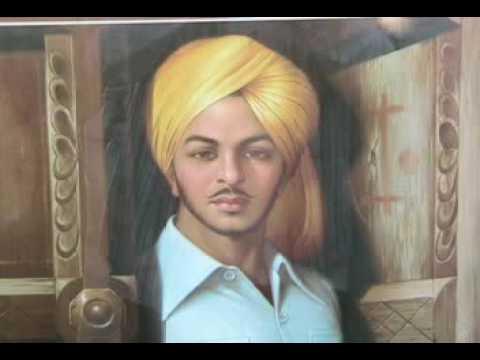 Mai margya tai mahare hind ke Sardar Bhagat Singh Haryanavi...