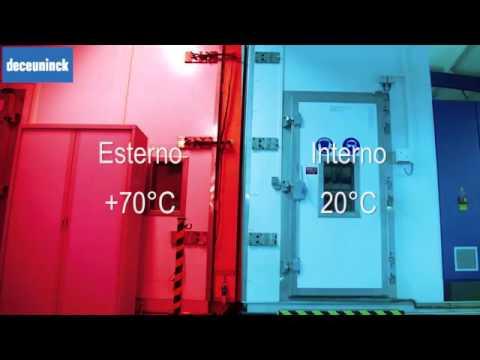 Test in camera climatica