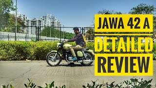 JAWA 42 REVIEW | JAWA 42 vs JAWA CLASSIC | BETTER THAN RE CLASSIC 350 ?