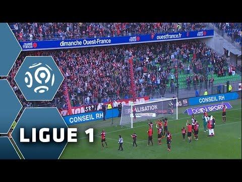 Stade Rennais FC - EA Guingamp (1-0)  - Résumé - (SRFC - EAG) / 2014-15