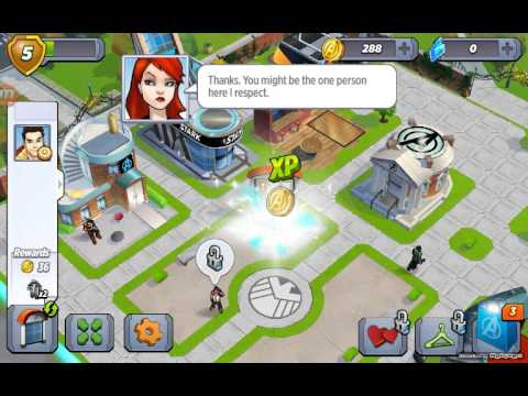 Avengers academy ep.1 first episode ever!