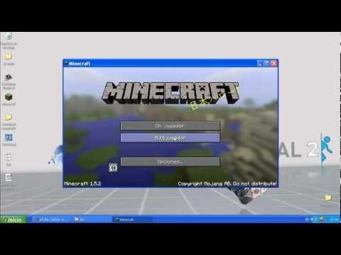 Descargar e Instalar Xray mod Para Minecraft 1.5.2 español LOQUENDO [MEGA]