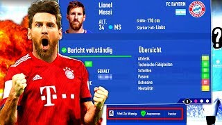 FIFA 19  MESSI BEI BAYERN   MEGA SCHNPPCHEN  1860