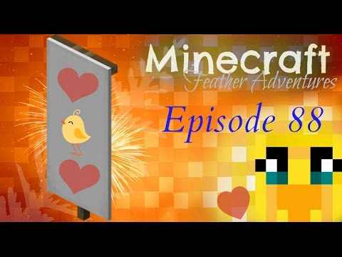 Minecraft PC - Feather Adventures : Beautiful Banners - {88}