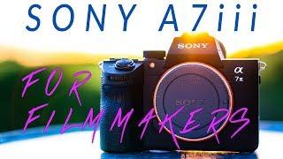 Sony a7iii for Filmmakers - SWEET 120FPS!